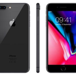 iphone 8+ grey