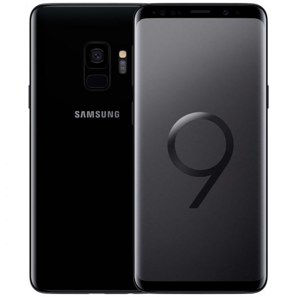 samsung s9 black