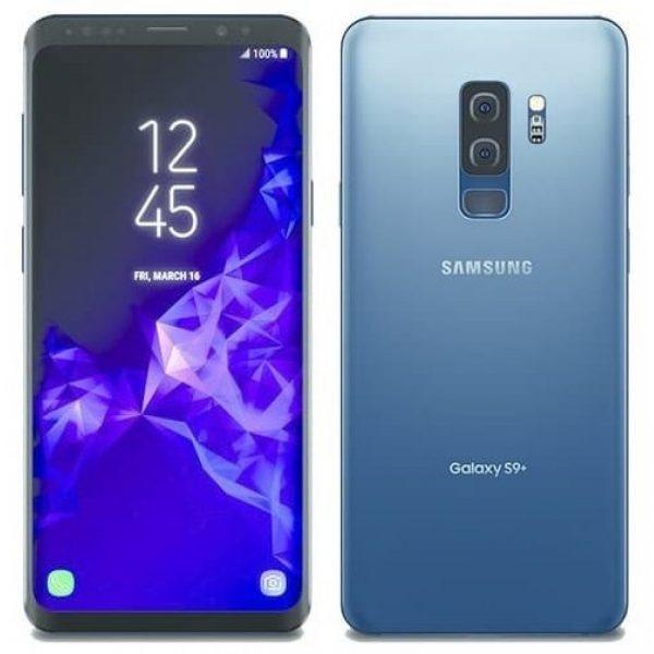 samsung s9+ blue