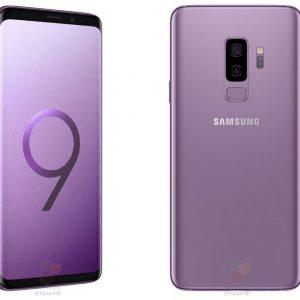 samsung s9+ purple