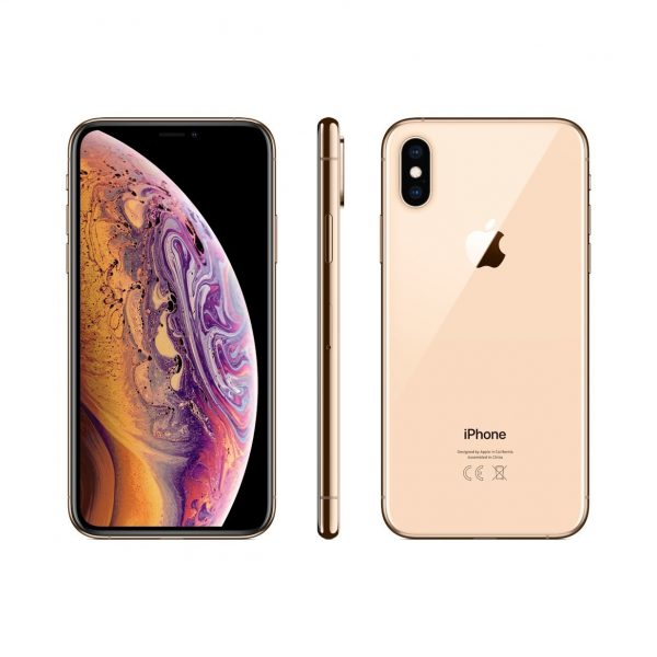 iphone xs max gold