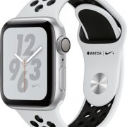 iwatch 4(40mm) nike+ silver