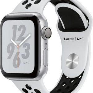 iwatch 4(40mm) nike+ silver