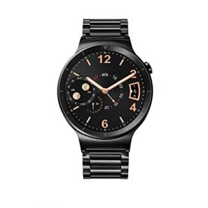 huawei watch gt black stainless steel