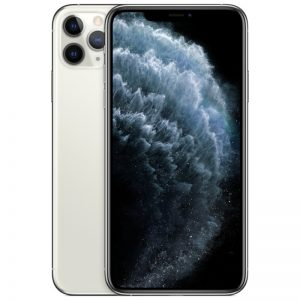 iPhone 11 pro max silver 2