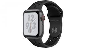 iwatch 4(40mm) nike+ grey