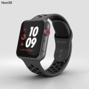 iwatch 3(38mm) nike+ grey