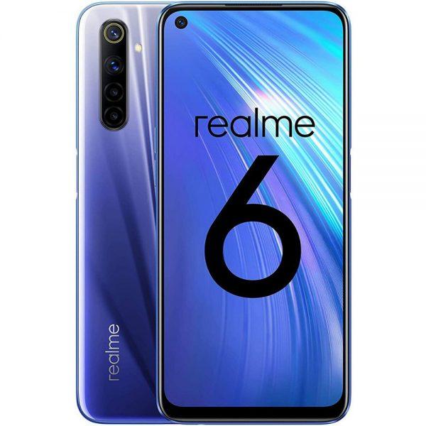 Realme 6 128 Gb blue