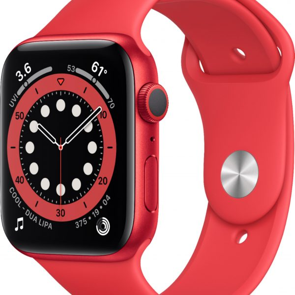 apple watch 40 mm red