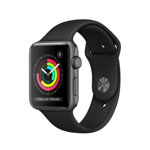 apple watch 44 mm grey