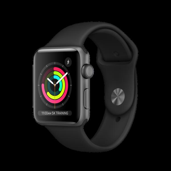 apple watch 44 mm grey