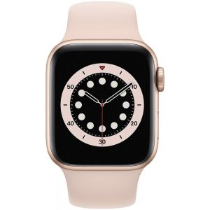 apple watch 6 gold