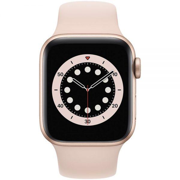 apple watch 6 gold