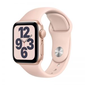 apple watch se 44mm gold