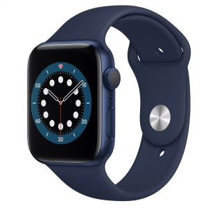 Apple watch 6 blue