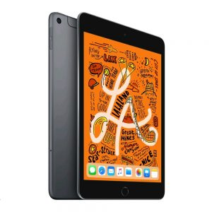 apple ipad mini5 grey