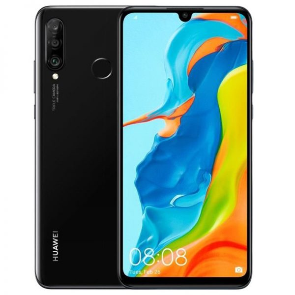 Huawei p30 lite new edition black