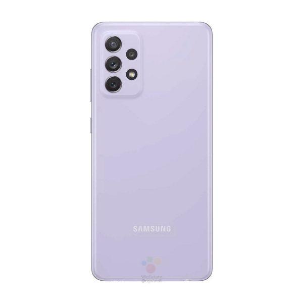 samsung a72 violet